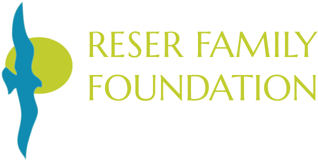 reser family found logo color